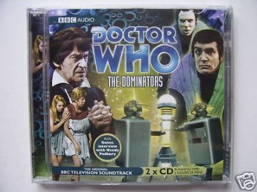 Doctor Who The Dominators..RARE